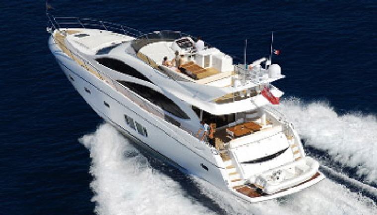 Nautica Dal Vi - SUNSEEKER INTERNATIONAL BOATS 70 MANHATTAN