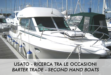 Barche Usate/Boats For Sale